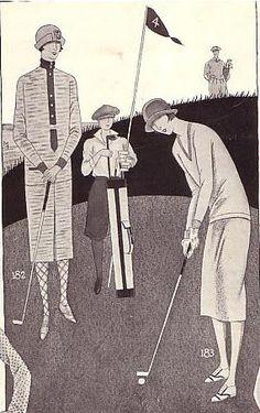 Golf Attire, Golf Outfit, Vintage Golf, Vintage Ladies, Golf Knickers, Golf Websites, Golf 7 R, Best Golf Clubs, Golf Fashion