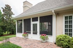 The Porch Company Nashville screen porch design