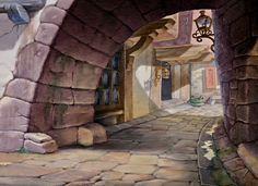 Pinocchio - © disney enterprises, inc