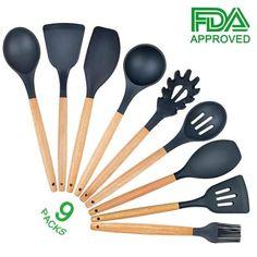 2x 24pc Set de couverts de support rack en acier inoxydable Table à manger cuillères fourchettes
