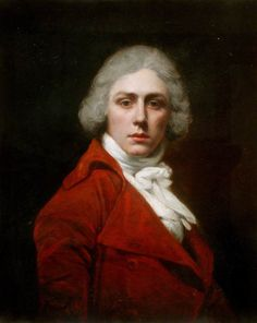 John Carpenter (1790–1842), of Mount Tavy  by John Opie