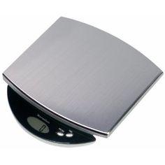 Terraillon Inox 6.6-Pound Digital Kitchen Scale, Stainless Steel (Kitchen) http://www.amazon.com/dp/B00120Y48G/?tag=pindemons-20 B00120Y48G