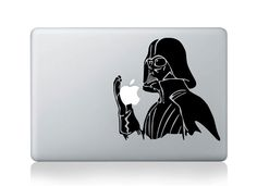 Darth Vader iPad Decal