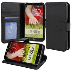 Lg G2 Case, Abacus24-7 Lg G2 Wallet Case [book Fold] Leather Lg G2 Cover [flip Cover] With Foldable Stand, Pocket http://www.smartphonebug.com/accessories/top-18-lg-g2-cases-and-covers/