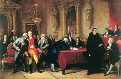 In 1811, on July 5th, Venezuela declared it's independence from Spain.