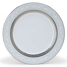 Noritake Crestwood Platinum Accent Plate, 9-inches by Noritake. $16.11. Noritake Crestwood Platinum Accent Plate, 9-inches. White Porcelain. Elegant Dining. Dishwasher Safe. World Famous Noritake Quality, Value and Design.. Since 1904, Noritake has been bringing beauty and quality to dinner tables around the world. Superior artistry and craftsmanship, attention to detail and uncompromising commitment to quality have made Noritake an international trademark during this past...