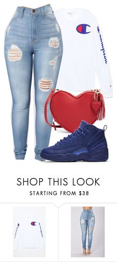 """3/26/17"" by monet-princessa on Polyvore featuring NIKE"