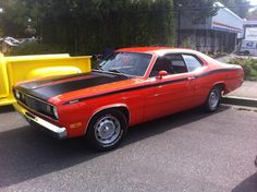 """1972 Plymouth Duster """"Twister"""""""