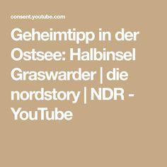 Geheimtipp in der Ostsee: Halbinsel Graswarder | die nordstory | NDR - YouTube Youtube, Youtubers, Youtube Movies