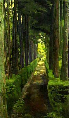 Diego Rivera | « La Castañeda », 1904