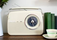Bush Retro 1950's Style Digital Radio