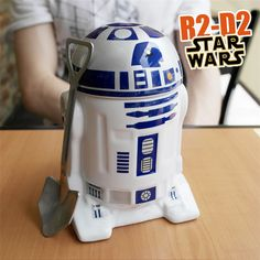 Creative Star Wars R2 D2 Robot Ceramic Mug Personality Coffee Cup Fun Porcelain Tea Cup Zakka Tumbler for Children Friend Gift-in Mugs from Home & Garden on Aliexpress.com | Alibaba Group