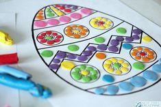 Infant Activities, Fun Crafts, Hand Lettering, Plates, Tableware, Diy, Handmade, Montessori, Homeschool