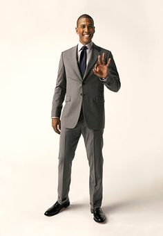 The 5 Tips Every Tall Man Should Know  1) Lighter colors add width to a narrow frame.  2) A two-button suit works great on a tall man—as long as the suit has relatively high-cut lapels.  3) Just because you're tall doesn't mean you need an extra-long suit size. Try on a long first.  4) Keep the amount of cuff you show to a minimum.  5) Ask for a decent amount of break in your trousers, so your long legs don't look too long.