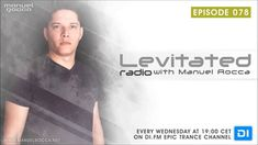 """Levitated Radio 078 With Manuel Rocca - Manuel Rocca #YouTube @LuigiVanEndless #DJ #Producer #Trance #Venezuela #Radio #Levitated #FutureSound https://youtu.be/Dj45Wv4pc18 Levitated Radio With Manuel Rocca On DI.fm Every Wednesday Manuel Rocca presents a fresh and finest selection of the best uplifting trance from all over the world. Get ready to elevate your emotions to another level. This is """"Levitated Radio"""". Tune in to at 19:00 CET on http://www.di.fm/epictrance 18:00 GMT / 21:00 MSK…"""