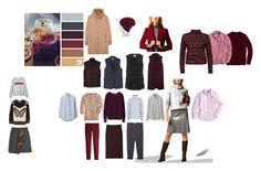 """Капсула 2"" by pro04 on Polyvore featuring мода, MANGO, Coal, Massimo Dutti, Alexander Wang, J.Crew, Belstaff, Uniqlo, H&M и Maje"