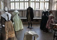 Jane Eyre Costumes