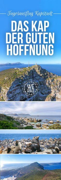 Tipps für deinen Kapstadt Tagesausflug zum Kap der guten Hoffnung. Südafrika Reisetipps für deine 3-wöchige Südafrika Rundreise #reisetipps #südafrika