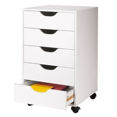 The Recollections Mobile 5 Drawer Organzier Is The . New Makeup Storage Organization Ikea Alex Drawer Unit . My Studio PaperFections.