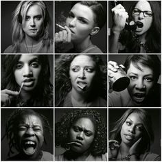 OITNB cast in Rolling Stone magazine