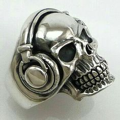 Skull rings etc...jewelry