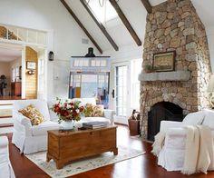 Good Dekoration im Treppenhaus Landhausstil in rosa und wei Mehr