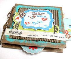 Paperbag minibook