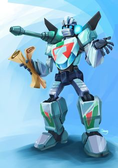 G1 Wheeljack by *zgul-osr1113 on deviantART