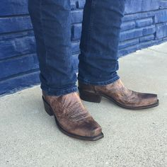 Clint. The Heirloom Collection. Lucchese. Handmade since 1883.