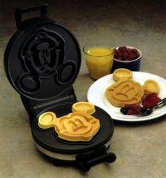 Mickey Mouse Waffler:  I got one for my 7th or 8th birthday and 15 years later I still love it.