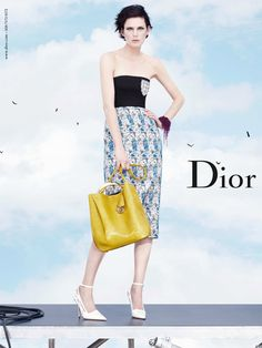 First Look: Dior Spring Summer 2014 by Willy Vanderperre