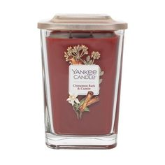 Yankee Candle Cinnamon Bark and Cumin Elevate Large Jar - Jar Candles - Candles Jar Candles, Cinnamon, Fragrance, Things To Sell, Canela, Mason Jar Candles