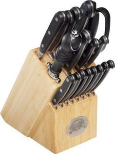 Cabela's 18-Piece Kitchen Knife Set