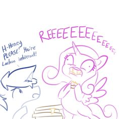 Dont Tell Cadance what to Do by TJPones <<—- is it bad that I thought that was Fluttershy before I saw the horn? I'm sorry Flutters.... the mane threw me off