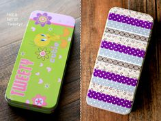 Cover an embarrassing iPhone case. | 56 Adorable Ways To Decorate With WashiTape