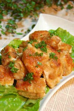 Tender Chicken with Onion Marinade Chef Recipes, Meat Recipes, Asian Recipes, Chicken Recipes, Cooking Recipes, Healthy Recipes, Easy Cooking, Healthy Cooking, Healthy Food