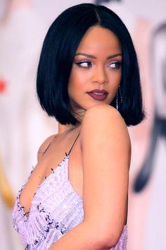 "Rihanna at the ""Brit Awards"", red carpet. (24th February 2016)"