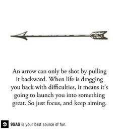 Like the idea behind the arrow.wouldn't put all the words The Words, Great Quotes, Quotes To Live By, Amazing Quotes, Epic Quotes, Powerful Quotes, Positiv Quotes, Look Body, Motivational Quotes