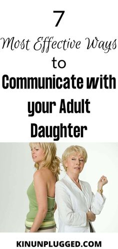 It is not uncommon for mothers to have difficulty with their relationships with their adult daughters. You may currently be in a place where you are wondering how to get along with your grown daughter. Single Parenting, Kids And Parenting, Single Parent Families, Negative Attitude, Listening Ears, Mother Daughter Relationships, Reality Of Life, Life Decisions, Presents For Her