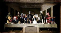LAST SUPPER HORROR