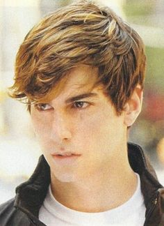 Short Layered Hairstyles For Men