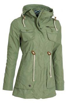 Drizzle Parka Ladies´ Olive Parka, Raincoat, Lady, Jackets, Shopping, Fashion, Rain Jacket, Moda, Parkas