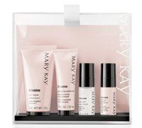 TimeWise®Miracle Set (Combination/Oily) - Trial Size by Mary Kay on Amazon.com - I have very sensitive skin and these products don't make me break out and smooth out my skin tone.