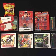 NEW Nintendo 3 DS XL… ($425) is on sale on Mercari, check it out! https://item.mercari.com/gl/m593926753