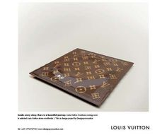 The most stylish way to prevent pregnancy: a Louis Vuitton condom!