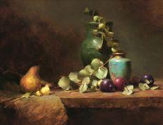 David Riedel 1956 | Still life painter
