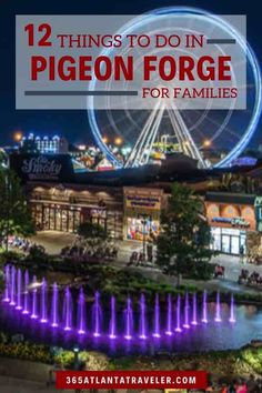 Things to do in Pigeon Forge, Tennessee with kids.  Families flock to the Smoky Mountains every year for a respite from everyday life by enjoying the many attractions and activities in Pigeon Forge. Young and old alike absolutely love the wide array of fun things to do including restaurants, area attractions and more- and multi-generational family trips offer opportunities to reconnect. #PigeonForge #Tennessee #familytravel #SmokyMountains