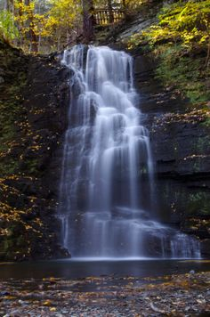Bushkill Falls - Bushkill, PA - The Niagara Falls of Pennsylvania