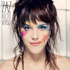 """Zaz is one of the most famous French artists today. Her song """"Je Veux"""" is a classic among the youth. She is the face of modern French pop. Warner Music, French Pop, Vinyl Lp, Jazz Art, Famous French, I Am A Queen, She Song, Music Icon, Musica"""