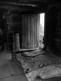 Appalachian cabin  Voices from the Mountains...about the people of the applachians